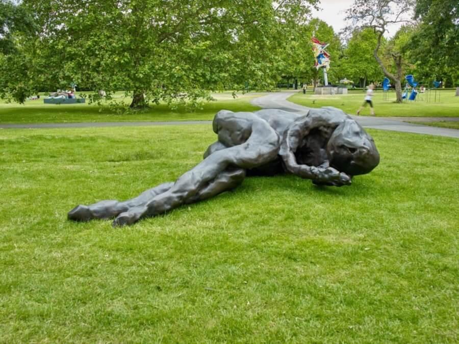 Free Sculpture London 2019