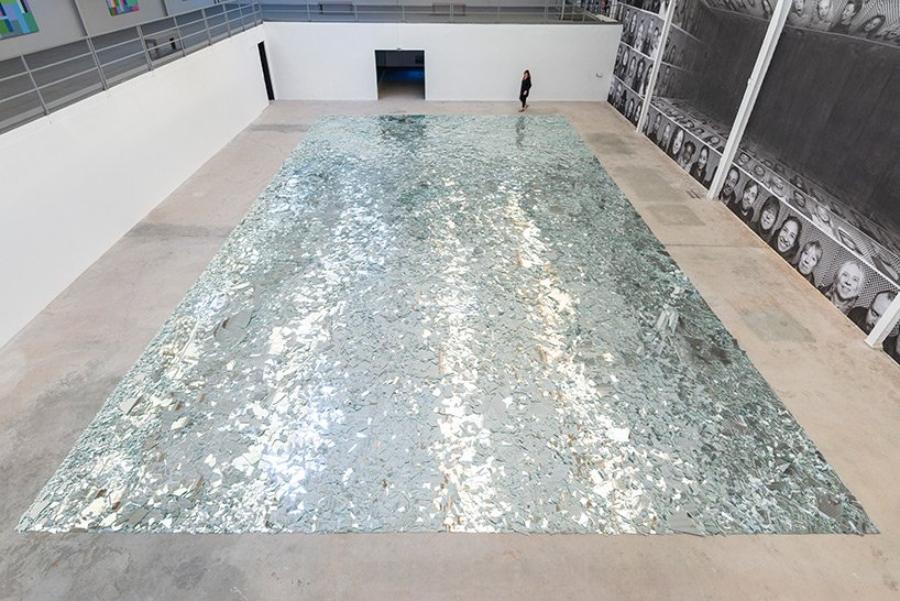 Kader Attia, le grand miroir du monde, 2017