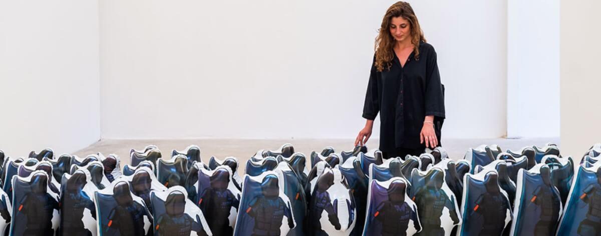 Galleria Continua y su expo con obra de JR y Ai WeiWei