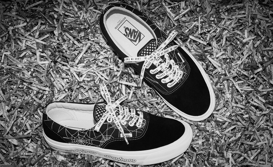 Goodhood y Vans