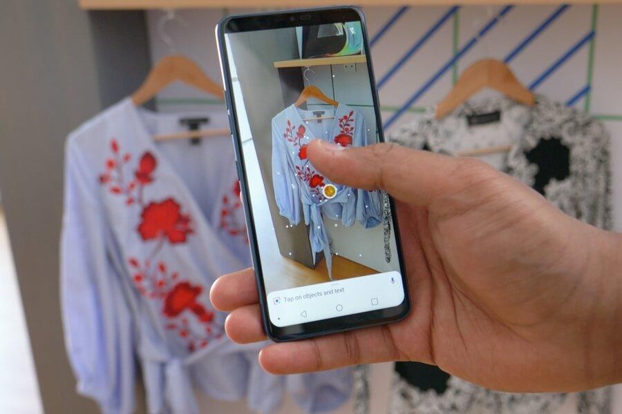 aplicación móvil Google Lens  permitirá conocer obras de arte