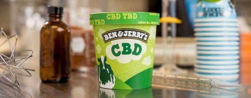 CBD Ice Cream: Ben & Jerry's Could Make It Come True