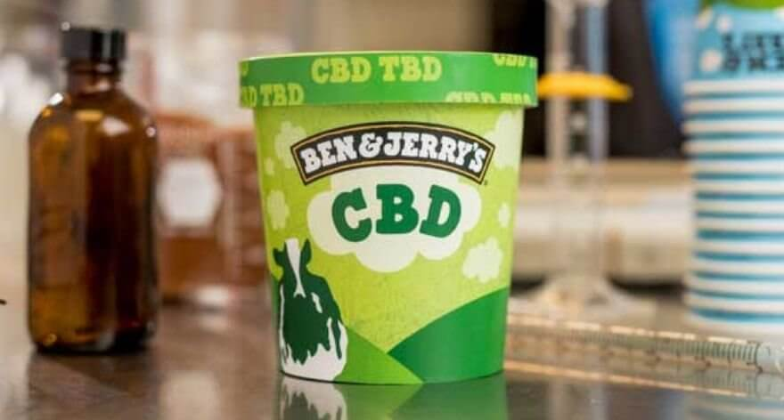 Helado de CBD: Ben & Jerry's podría hacerlo realidad