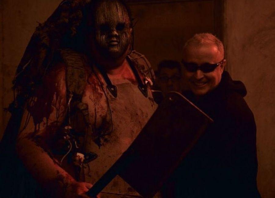 escena de la película Hellraiser