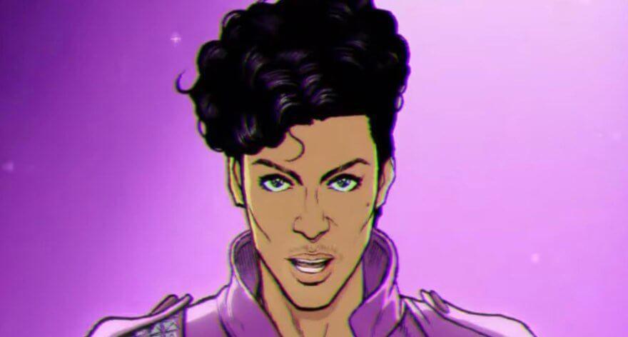 Holly Rock de Prince estrena video animado