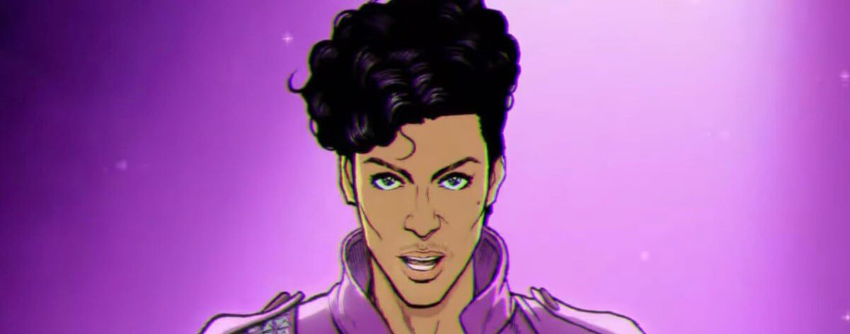 Holly Rock de Prince estrena video animado