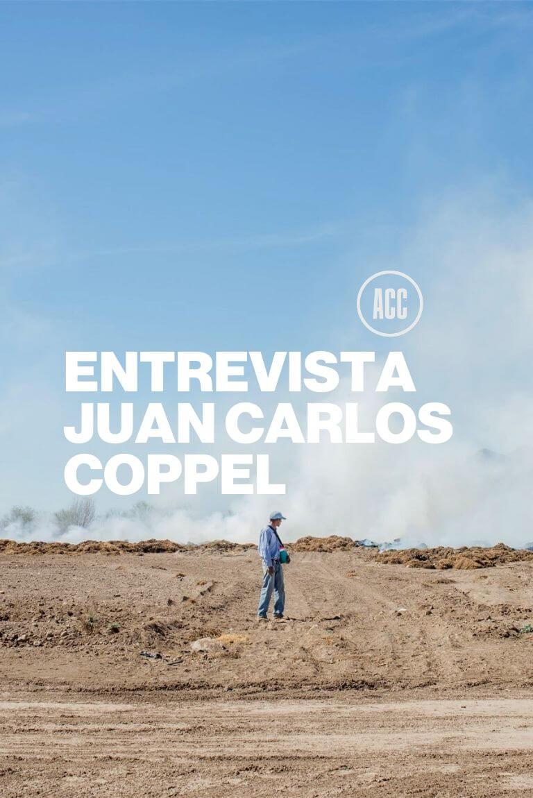 Juan Carlos Coppel y la fotografía en gran formato