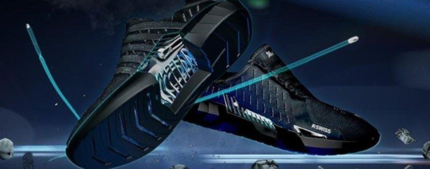 K Swiss lanzó primer zapatilla diseñada para Esports