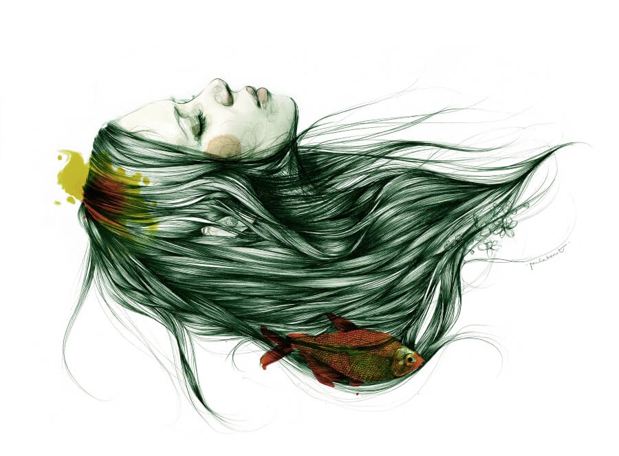Ilustracion de PaulaBonet