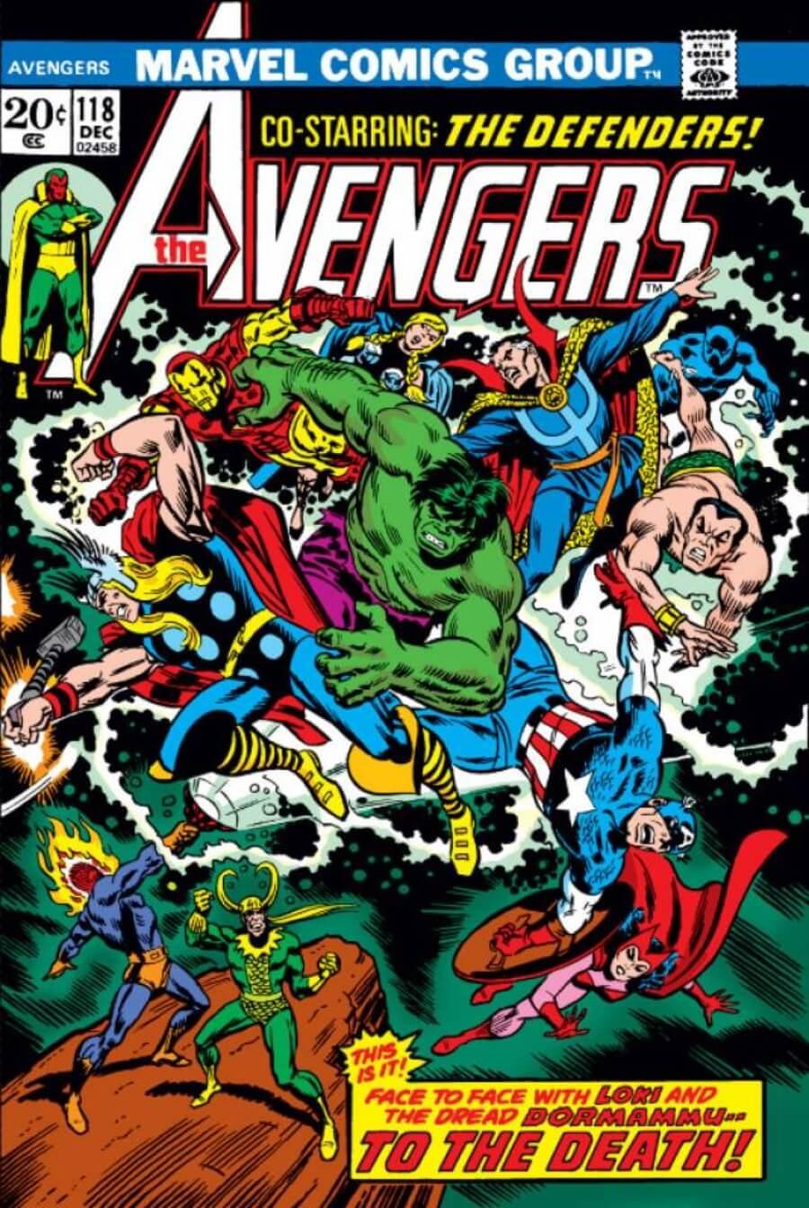 las portadas Marvel más icónicas