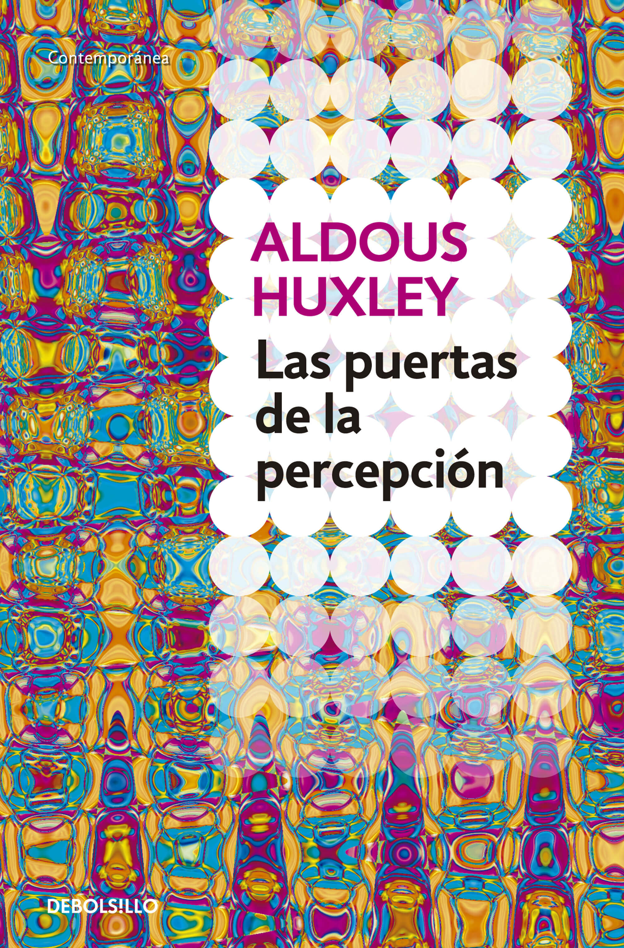 Las puertas de la percepción de Aldous Huxley en selección de libros de literatura y LSD