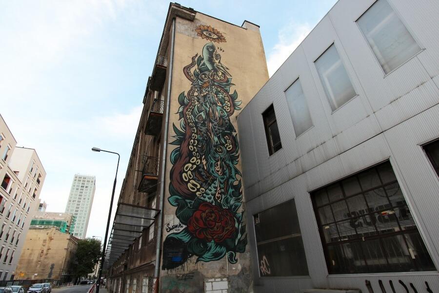 Wanski artista polaco