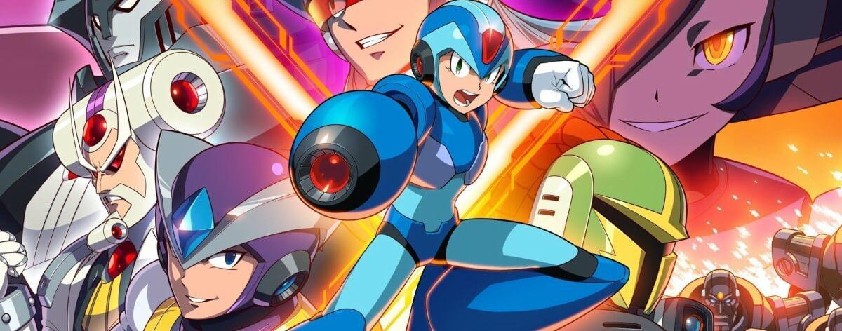 Mega Man X Dive, un nuevo juego para celular