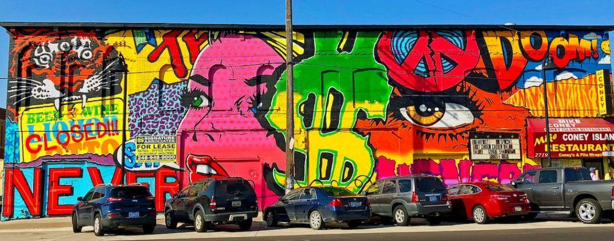 Street art y las batallas legales con Mercedes Benz