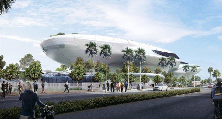 Museo de Arte Narrativo de George Lucas abrirá en L.A.