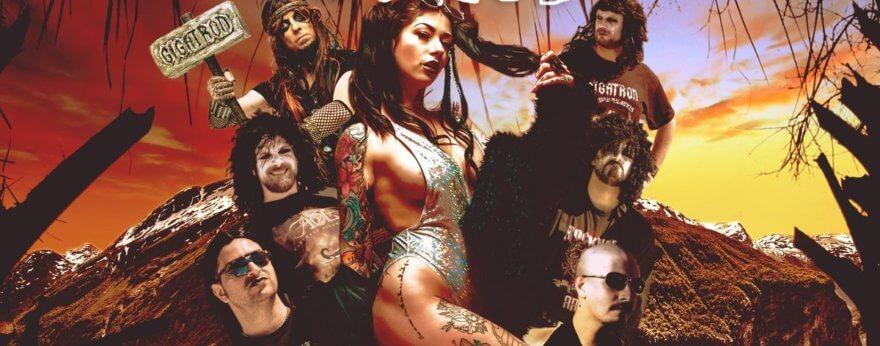 Nanowar of Steel: la unión entre metal y reggaeton