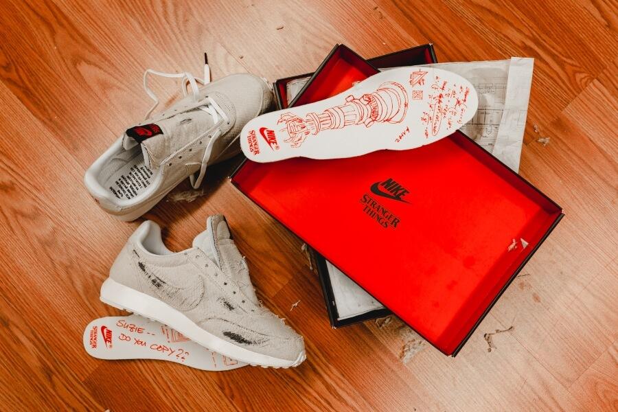 Nike y Stranger Things presentan estos sneakers