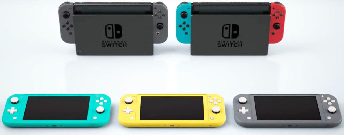 Nintendo Switch Lite: lo mismo, pero más móvil