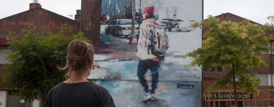 Parees, festival de intervención mural y su edición 2019