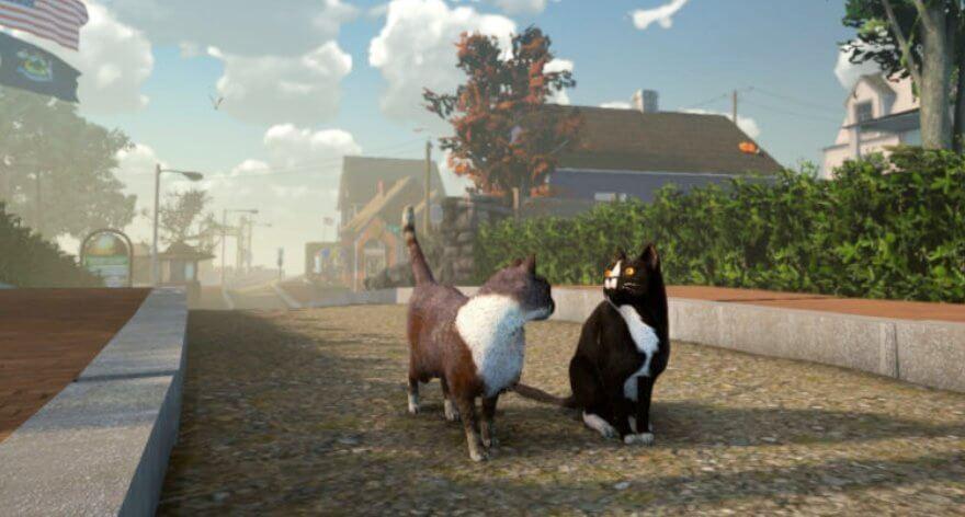 Peace Island, el videojuego para los amantes de los gatos