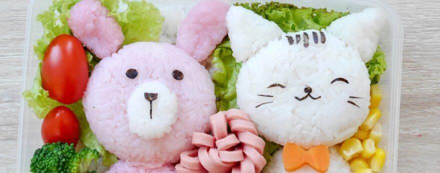 Peaceloving_pax y sus creativas creaciones en arroz