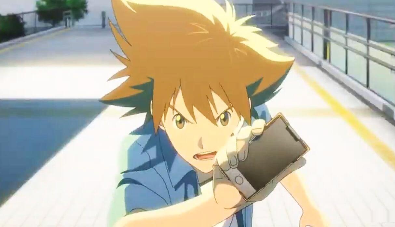 Nueva película de Digimon tiene nuevos avances