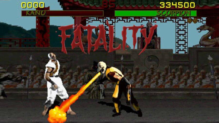 Clásico de Mortal Kombat