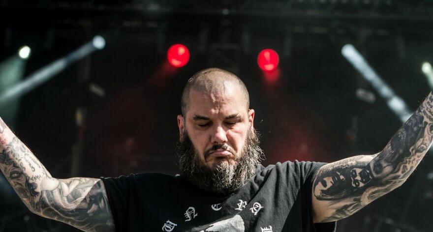 Philip Anselmo: después de Pantera y su visita a CDMX
