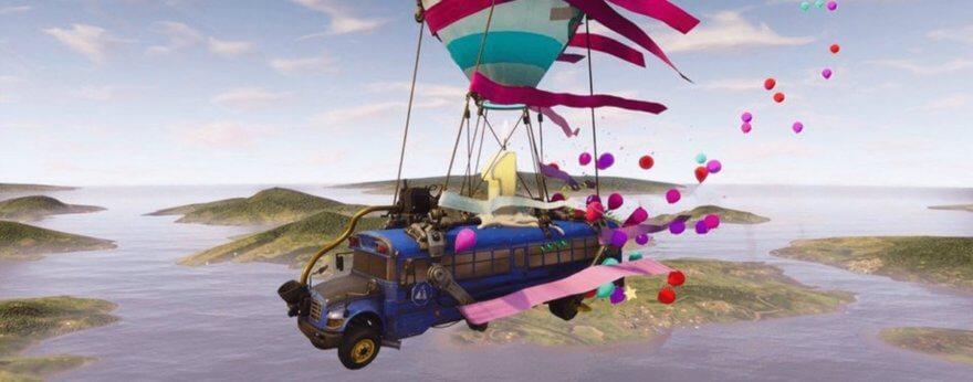Segundo aniversario de Fortnite con sorpresas