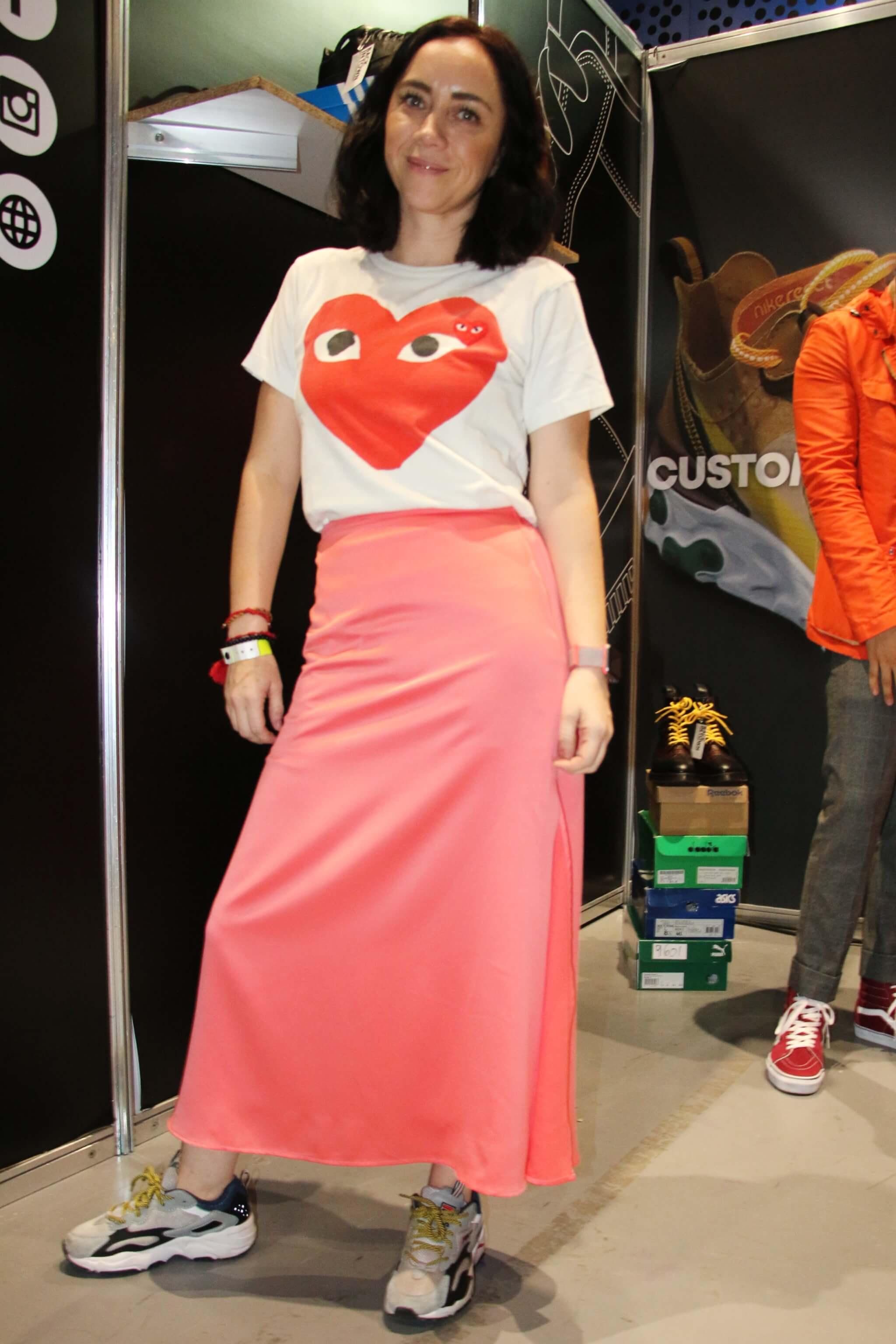 Los outfits del sneaker