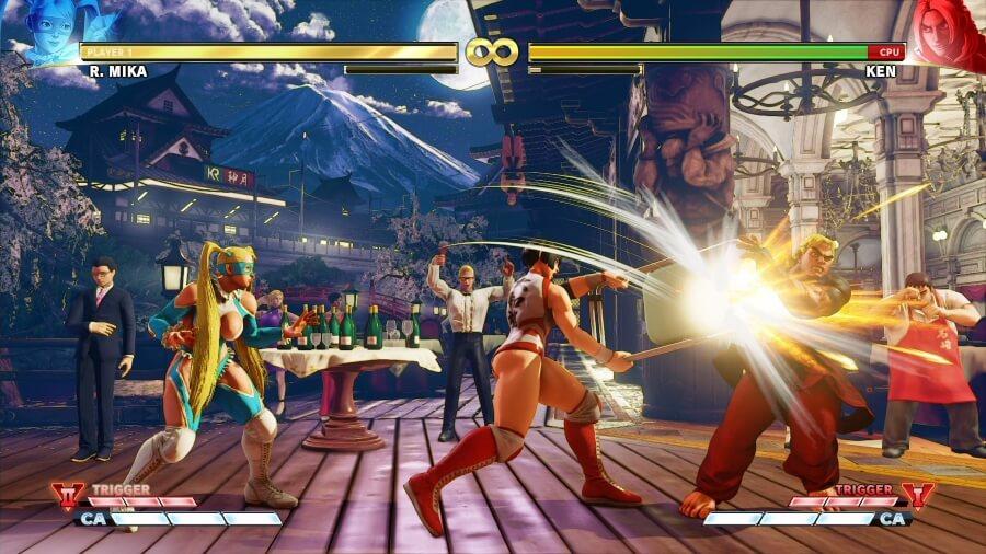 Street Fighter V gratis