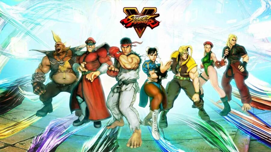 Personajes de Street Fighter