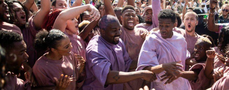 Sunday Service, Kanye West y Nirvana en modo cristiano