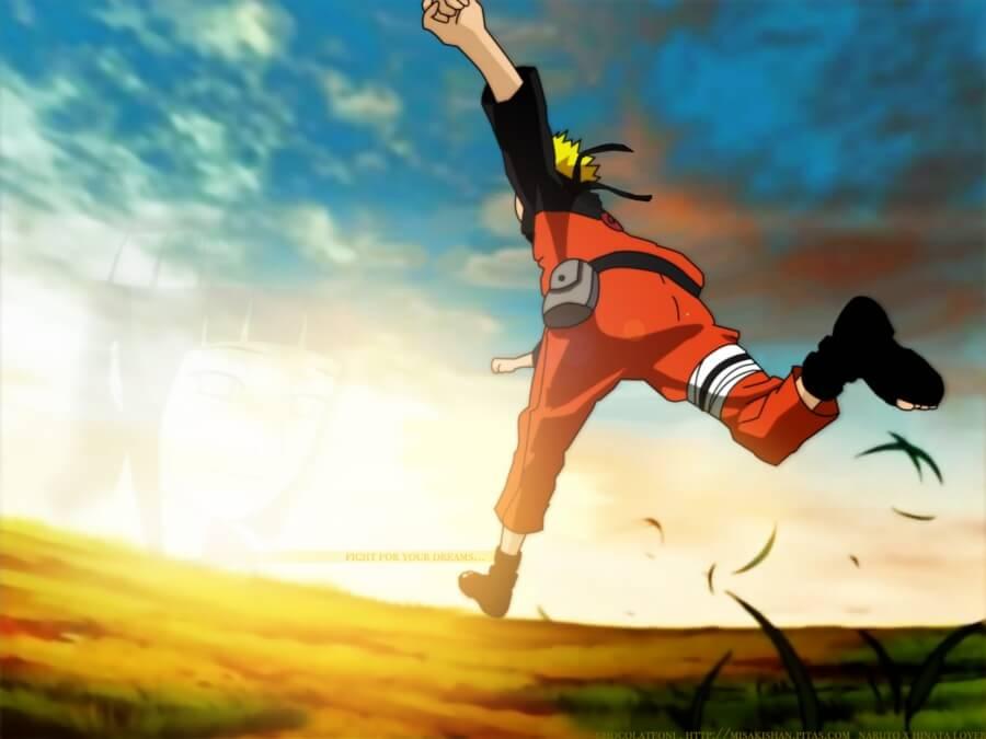 Tenis de Naruto