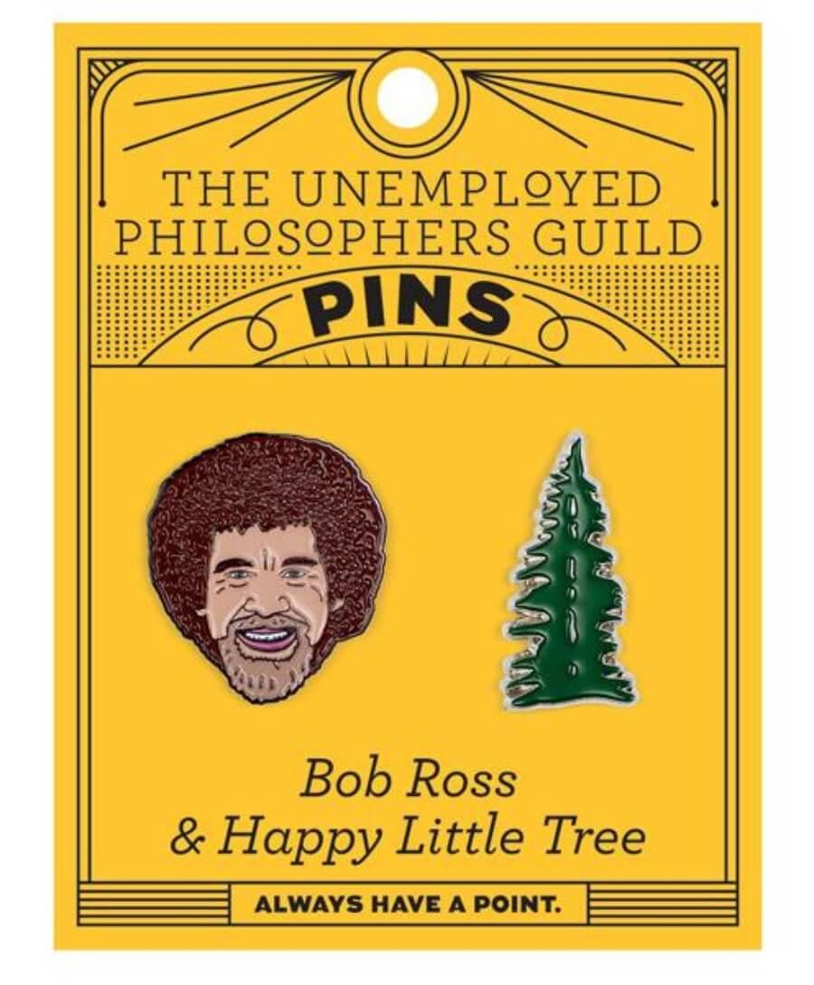 Pin de Bob Ross