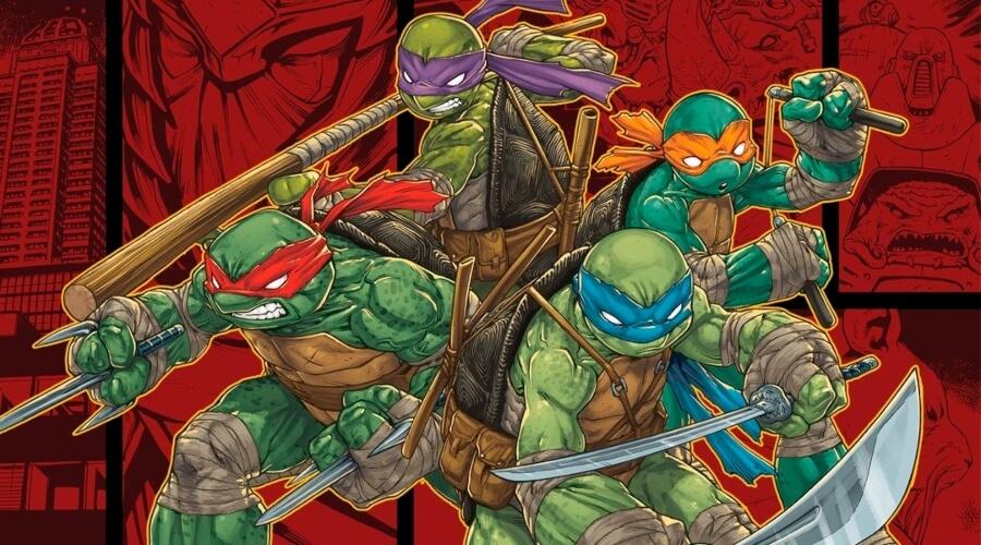 La nueva ninja es mujer