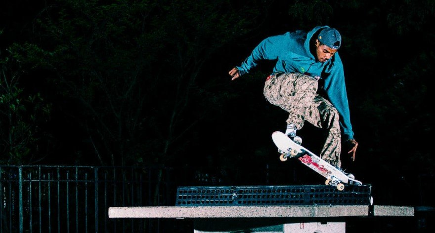 Tyshawn Jones, un futuro para el skateboarding