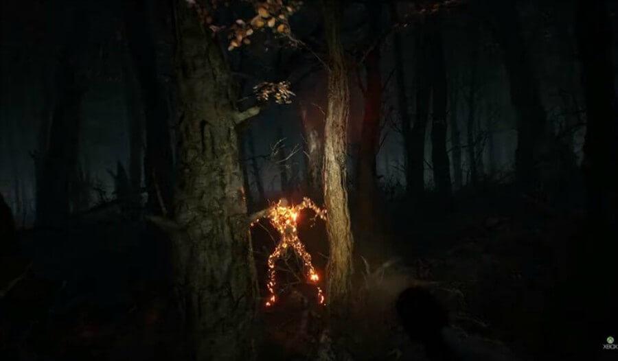 Videojuego de Blair Witch