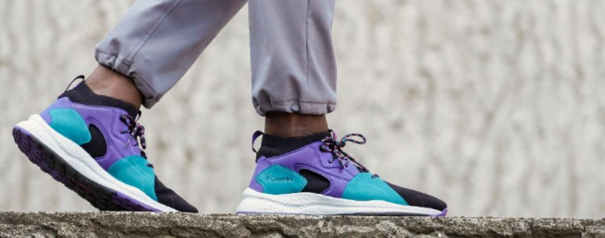 Columbia entra finalmente al mercado de los sneakers