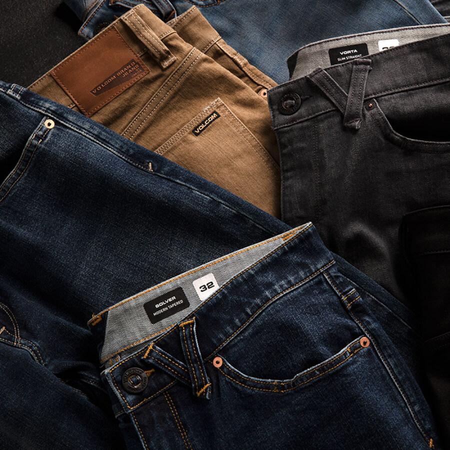 Jeans sostenibles