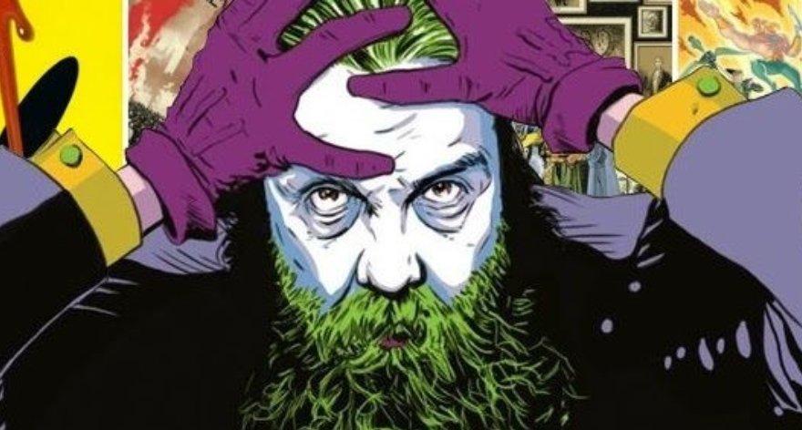 Alan Moore, el rey de los cómics se retira