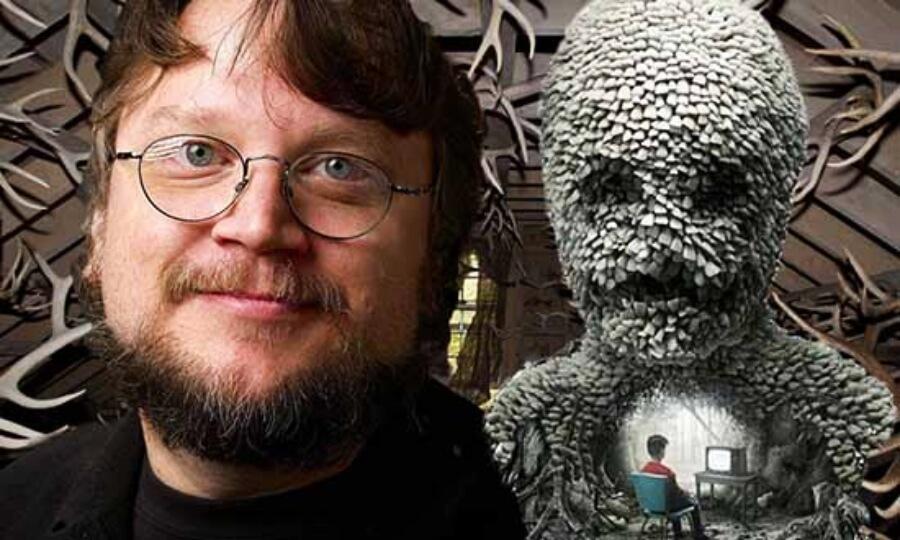 Antlers, la nueva película de Guillermo del Toro