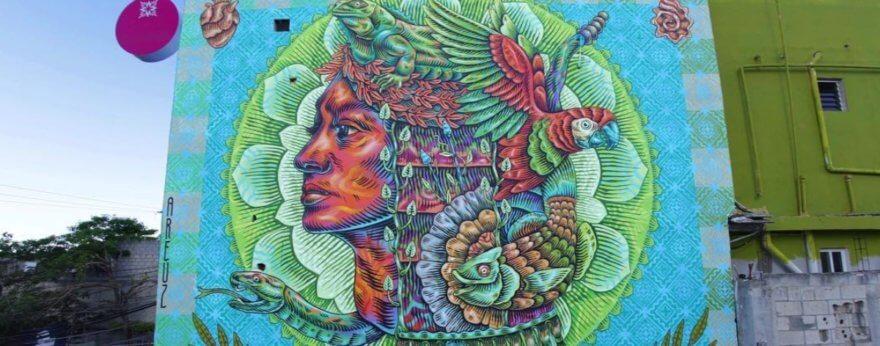 Areúz: «El arte urbano es movimiento»