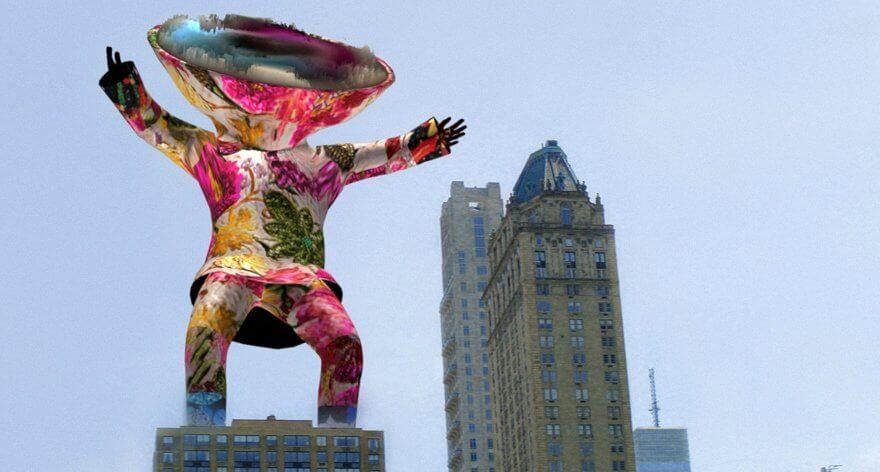 Apple crea nuevo proyecto de arte público