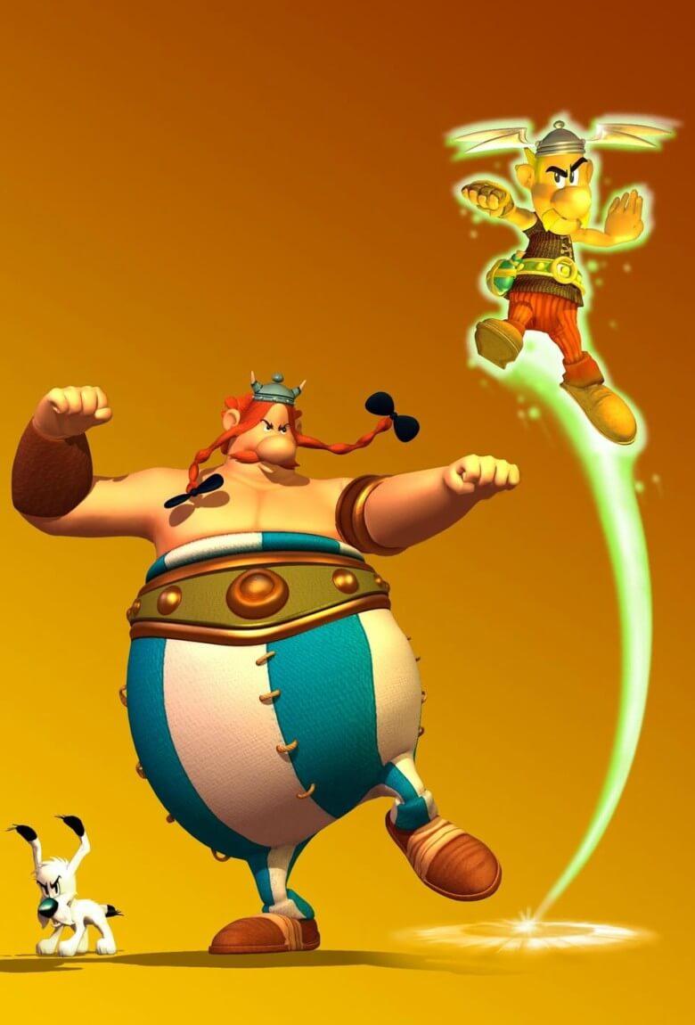 Astérix y Obélix XXL 3 llegará en noviembre