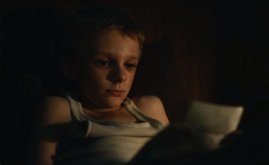 Antlers la nueva pelícua de Guillermo del Toro