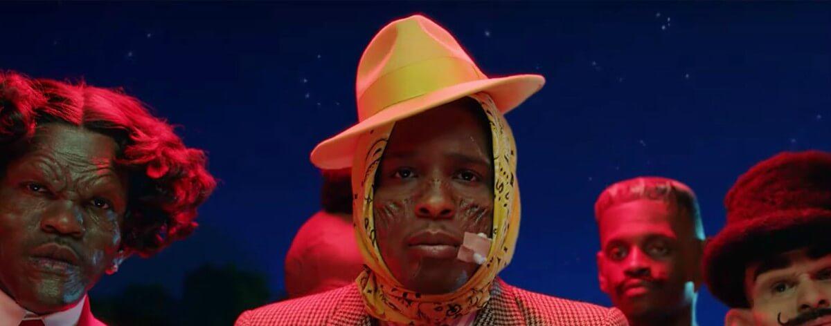 Babushka Boi, A$ap Rocky después de la carcel