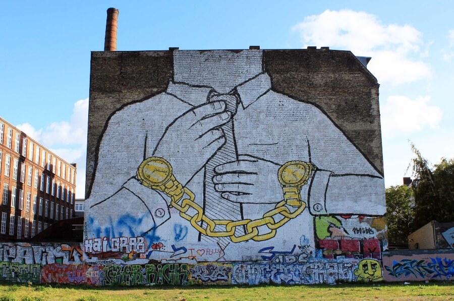 Blu y Banksy  tendrán expo en Italia