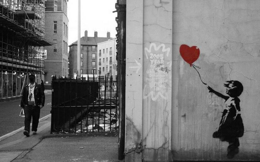 Blu y Banksy tendrán obra en Coliseo