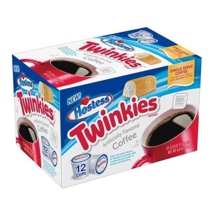 Capuccino sabor a twinkie el nuevo producto de Hostess